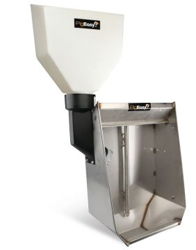 PigEasy Feeder With Attached Feed Hopper